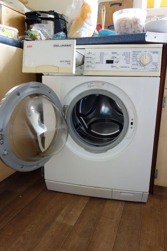 aeg lavamat 86741 update washer washing machine 6 kg in. Black Bedroom Furniture Sets. Home Design Ideas