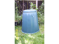 COMPOSTERS - 3 off BLACK & GREEN ones