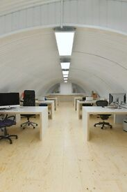 Creative Desk Spaces To Rent in Central London with on-site Laser Cutting and making facilities
