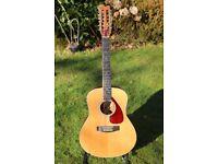 Yamaha FG-630 - Slotted Headstock, 12 String Acoustic