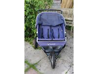 Instep Double Buggy