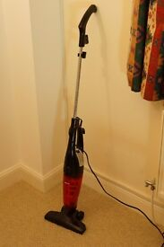 Duronic VC6 Bagless Upright Stick Vacuum Cleaner (upright or handheld)