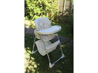 Mothercare High chair £15