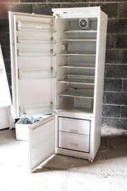 Miele Integrated Fridge Freezer in good working order