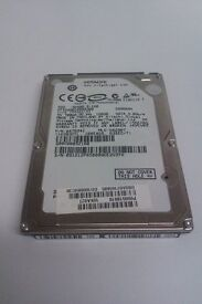 "2.5"" 160gb sata 2 hdd fully working Price includes Postage England & Wales Only"