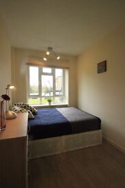 LOVELY DOUBLE ROOM TO RENT TEMPORARY CLOSE TO KILBURN STATION GREAT LOCATION. 4T