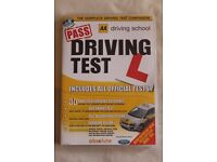 AA Driving Test two disks included £5