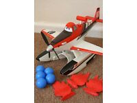 Disney Planes Fire and Rescue Blastin' Dusty Toy