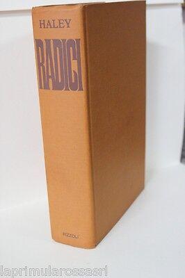 RADICI - EDITORE RIZZOLI PRIMA EDIZIONE ITALIANA ANNO 1977