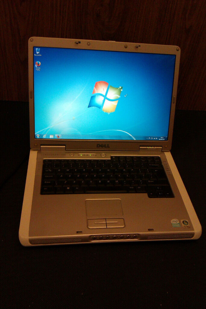 Dell Inspiron 6400, 3GB RAM, 80GB HDD, WiFi, with charger