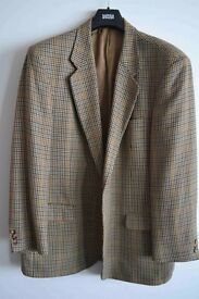 2 M&S Mens Pure Wool Jackets – Both 44inch and in excellent condition