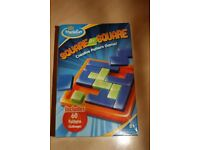 Think fun Square by Square Game