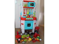 ELC Kitchen with Play food and extra play sets