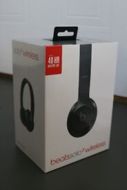 Beats Solo 3 Wireless - Unopened