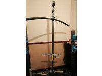 Men's Health Squat Rack, Bench, Pull Down Bar, Leg Extension Gym + Dumbbell Bars