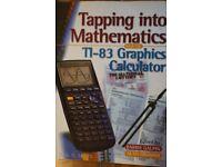 Texas calculator TI-83