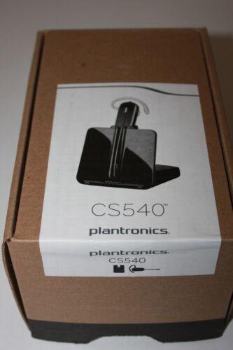 NIB New In Box Plantronics CS540 Convertible Wireless Headset