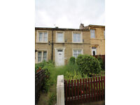 Mid Terraced Property - Large 2 Bedroom Property - Eleanor Street, Hillhouse, HD1