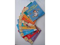NEW 12 OXFORD READING TREE books ( Stage 1 ) PHONICS / STORIES