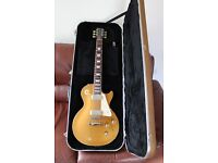 Gibson Les Paul Deluxe 2015 Gold Top