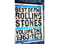 Best Of The Rolling Stones 1963-1973 Volume 1 Guitar Tab Song Book