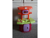 Small kitchen and dolly trolley...