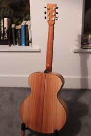 Acoustic Guitar - Solid Woods, Cedar top, Koa back and sides by APC