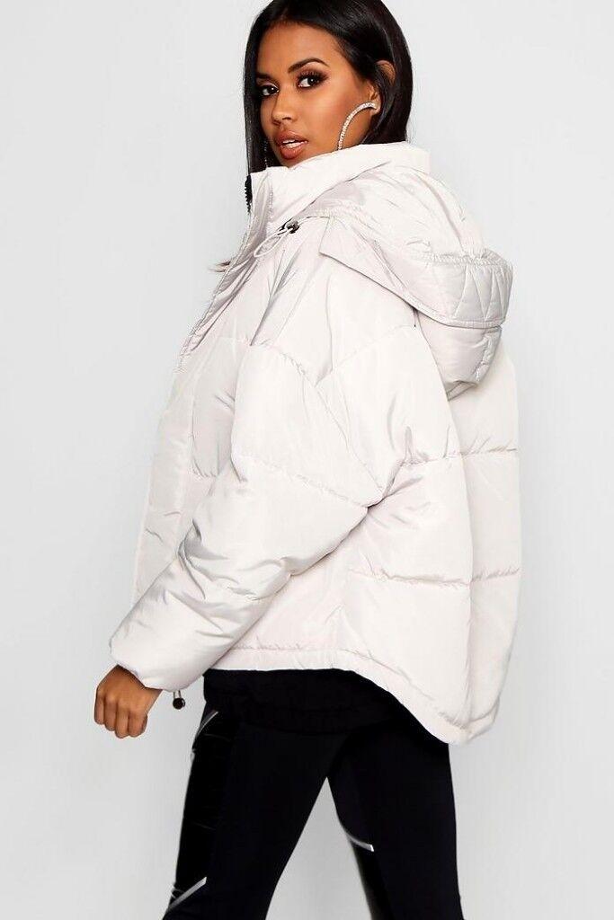 Brand New Ladies Boohoo Padded Coat In Moston Manchester Gumtree