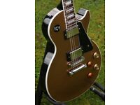 Gibson Les Paul Standard Joe Bonamassa Gold Top