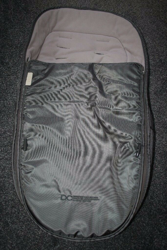 iCandy Peach DC Classic pram FOOTMUFF discontinued **CAN POST**