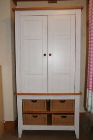 Shaker style solid wood Wardrobe & Cabinet-Nursery/Children's bedroom furniture