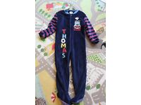 Thomas the Tank Engine Onesie age 4-5