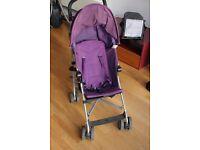 Used Maclaren Stroller