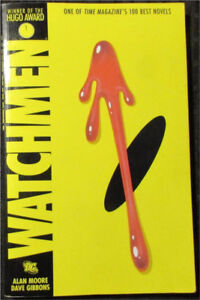 DC COMICS WATCHMEN TPB collects issues 1-12 22nd print