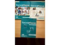face2face Intermediate Book set