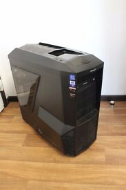 High Spec Gaming Computer PC, Tower (Quad Core, 8GB RAM, HD Graphics, 500GB HD)