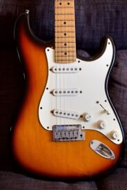 Fender American Standard Stratocaster 700