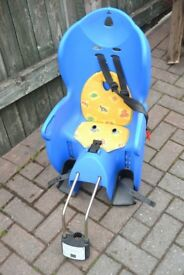 childs attachable seat