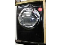Hoover DXC8TCEB-80 8kg B rated Condenser Tumble Dryer in Black