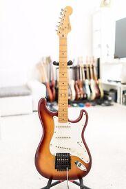 1983 Fender Dan Smith Stratocaster in Sienna Burst PX/Trade welcome