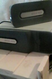 Xbox 360 and12 games another 60hd and 12games
