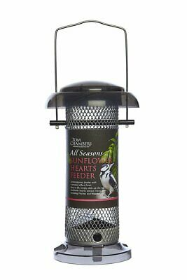 Tom Chambers All-Seasons Sunflower Heart Seed Feeder