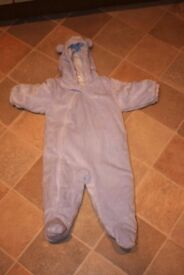 Next snowsuit. 6-9 months