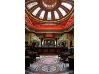 Full Time Tea Room Runners- The Dome, Edinburgh