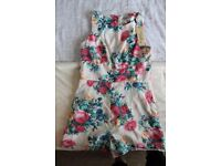 Playsuit (NEW) and Dresses Clothing Bundle