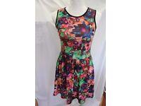 Girls/Womens TOPSHOP Dress - Size 8
