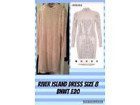 River island dress size 8