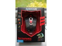 Redragon centrophorus m601 gaming mouse   NEW