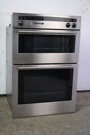 Neff Built-In Double Oven-Cooker Digital Display Excellent Condition 12 Month Warranty