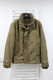 Abercrombie & Fitch Bomber Style Jacket